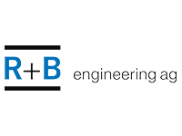 Logo R+B engineering AG